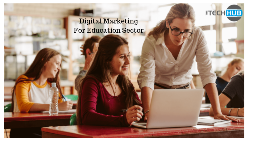digital marketing for education sector
