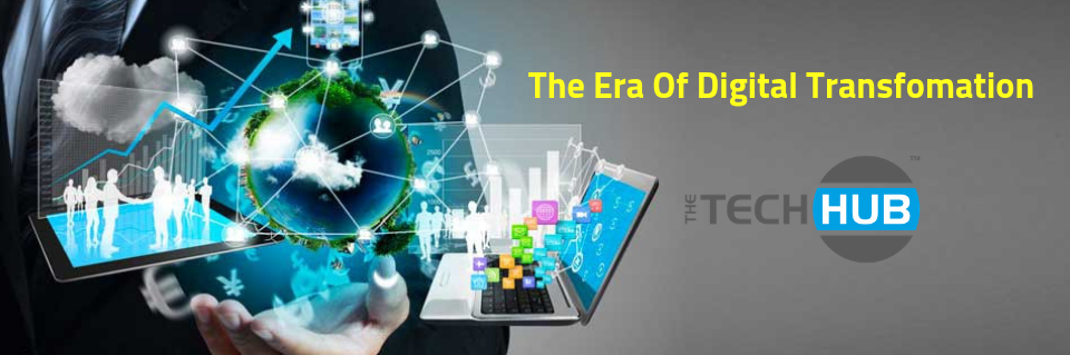 Era Of Digital transformation