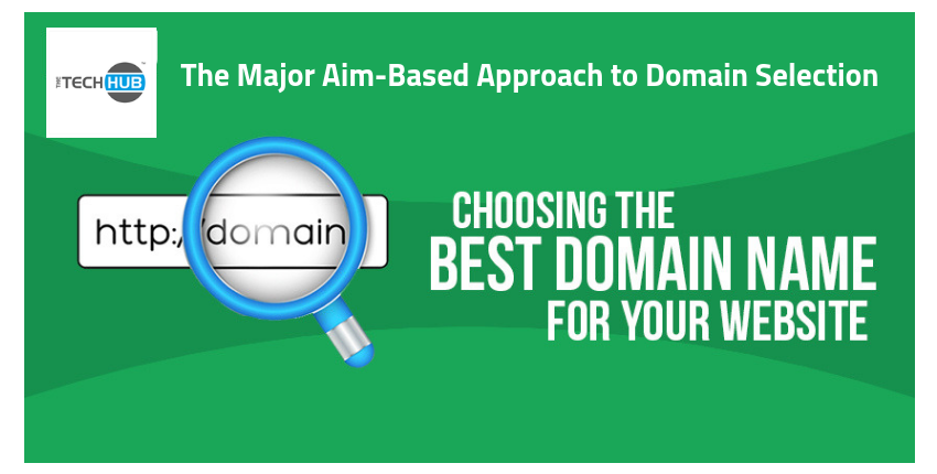 domain selection